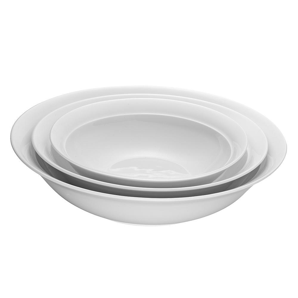 Nesting Serve Bowls (Set of 3)