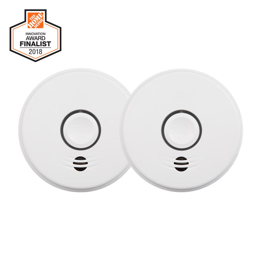 American Red Cross 10-Year Sealed Battery Smoke Detector with Intelligent