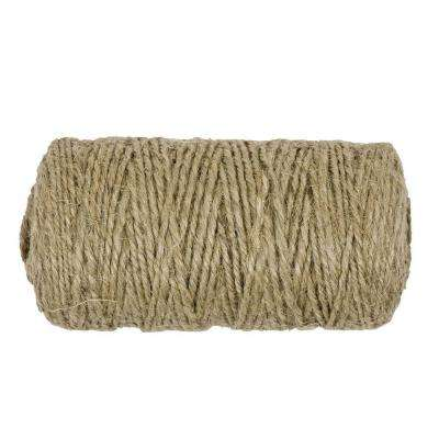 200 ft. Natural Jute Twine