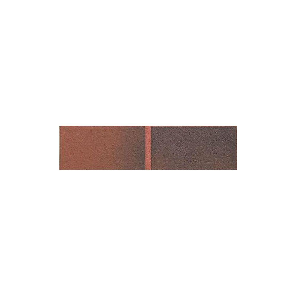 Daltile Quarry Red Flash 4 In X 8 In Ceramic Floor And
