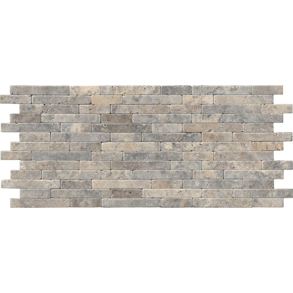Gray tile flooring the home depot dailygadgetfo Choice Image
