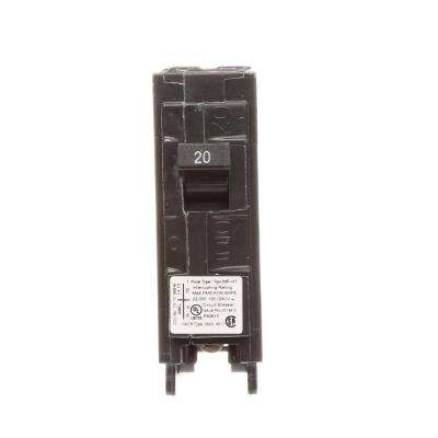 20 Amp 1-Pole 22 kA Type MP-HT Circuit Breaker