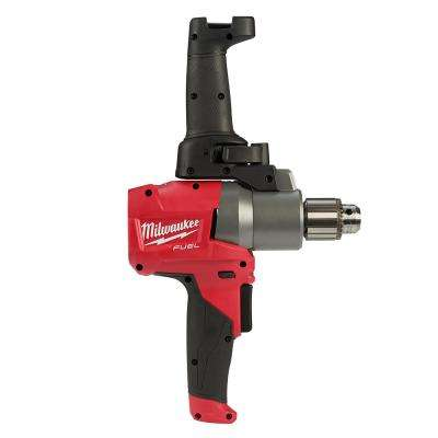 M18 FUEL 18-Volt Lithium-Ion Brushless 1/2 in. Cordless Mud Mixer (Tool-Only)