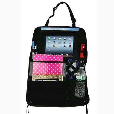 Universal Back Seat Organizer and Tablet Holder