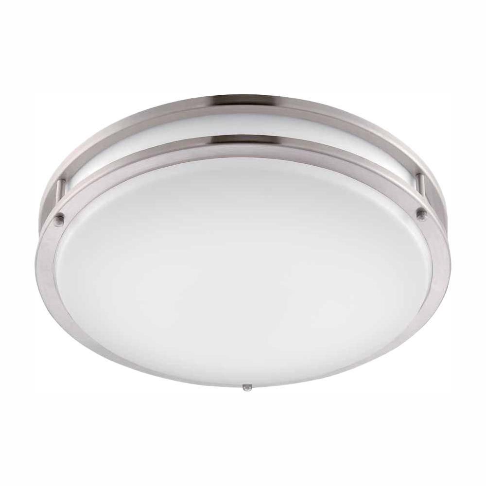 slope ceiling adaptable flush mount lights lighting the home depot rh homedepot com