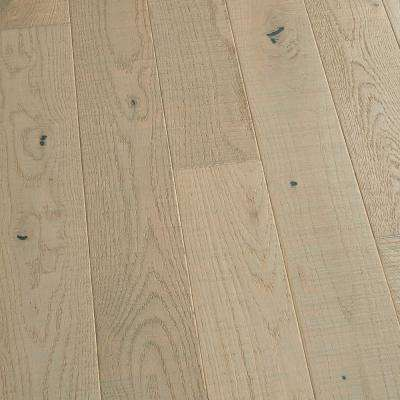 Take Home Sample - French Oak Pebble Beach Solid Hardwood Flooring - 5 in. x 7 in.