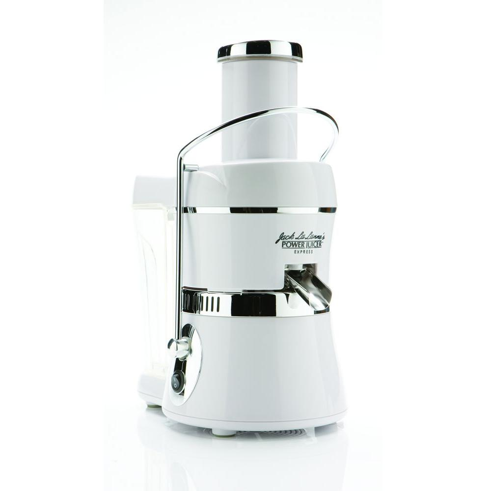 Jack LaLanne's Power Juicer Express, White