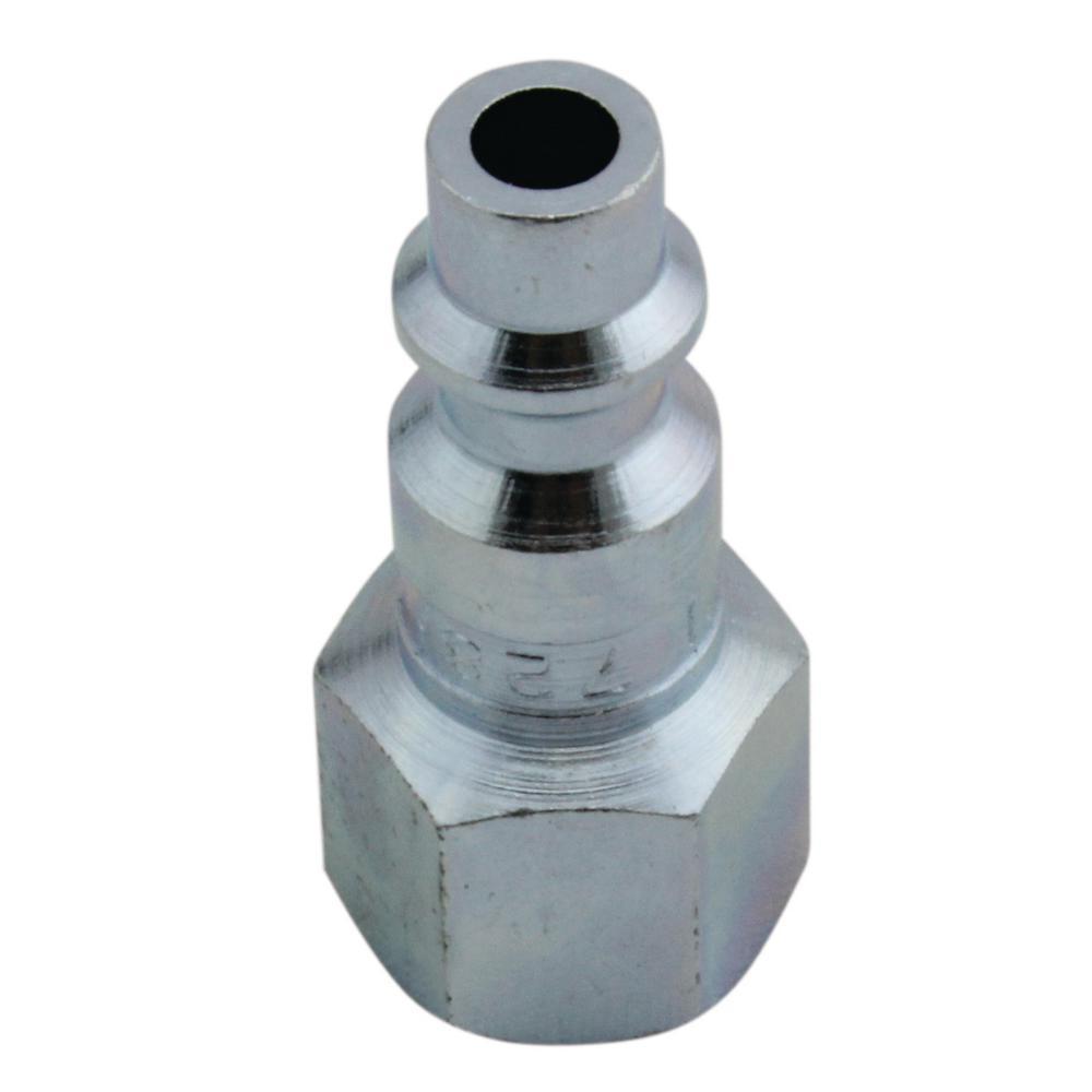 1/4 in. FNPT M Style Plug (10-Piece)