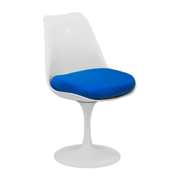 Mod Made Lily Modern Blue Dining Side Chair MM-PC-08-Blue