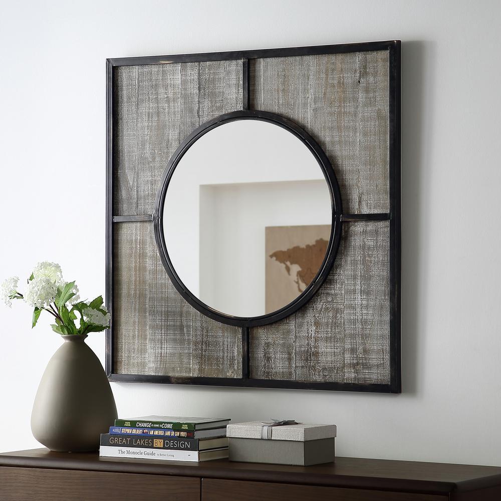 Walker Edison Furniture Company 32 in. Transitional Modern ...
