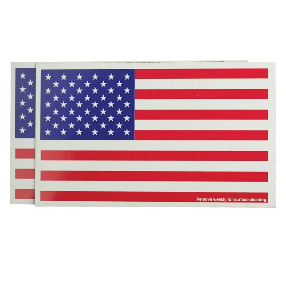 American Flag Magnets (2-Piece)
