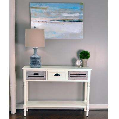 36 in. x 24 in. Along The Sea Stretched Painted Canvas Wall Art