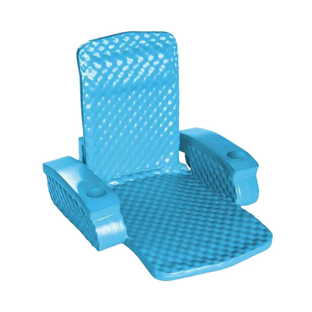 Baja Aquamarine Folding Pool Chair