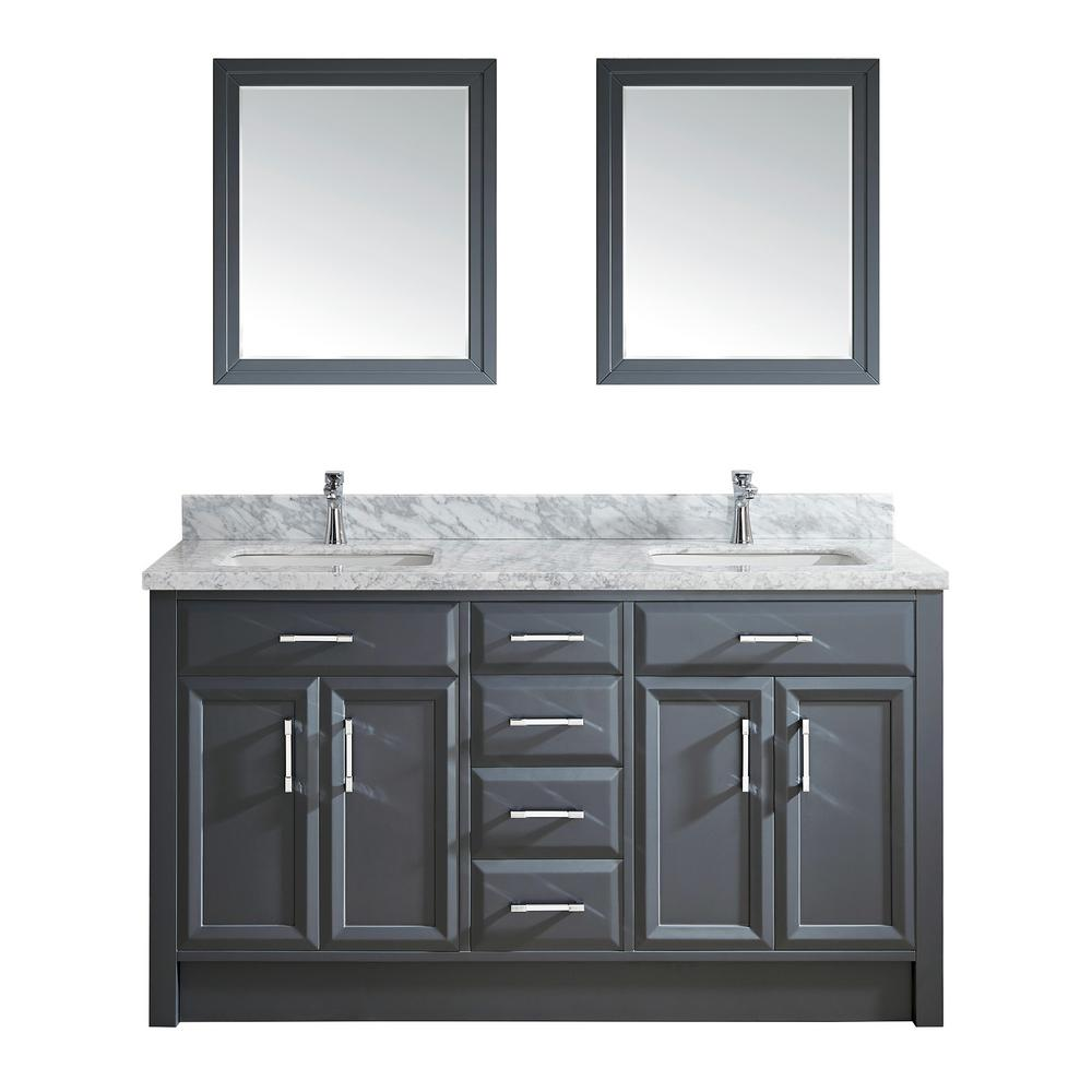 Vanity Cabinets For Bathrooms Calais ...