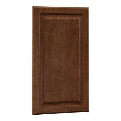 0.75x27.80x16 in. Hampton Island Decorative End Panel in Cognac