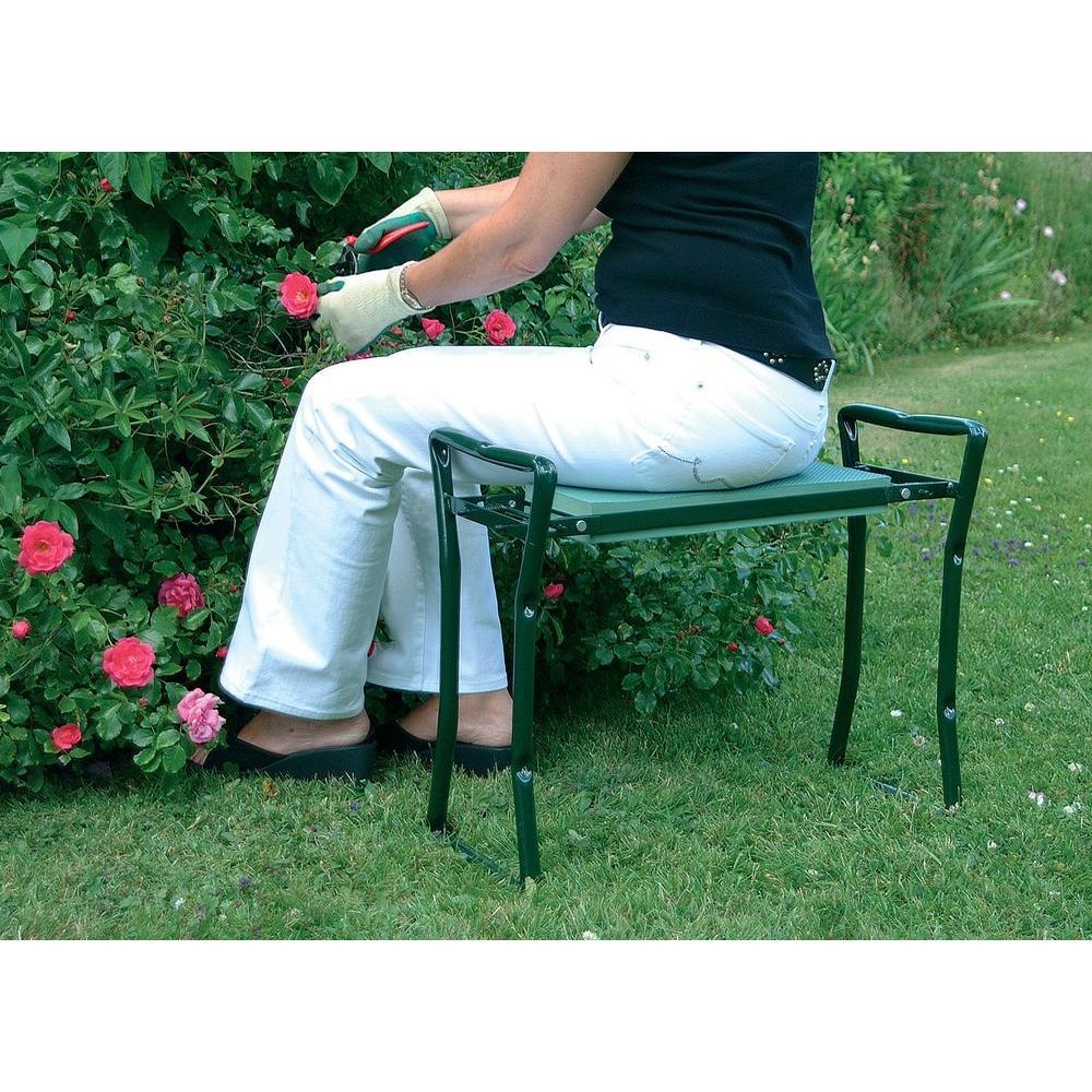 Sensational Bosmere 24 In Folding Kneeler And Garden Seat Machost Co Dining Chair Design Ideas Machostcouk