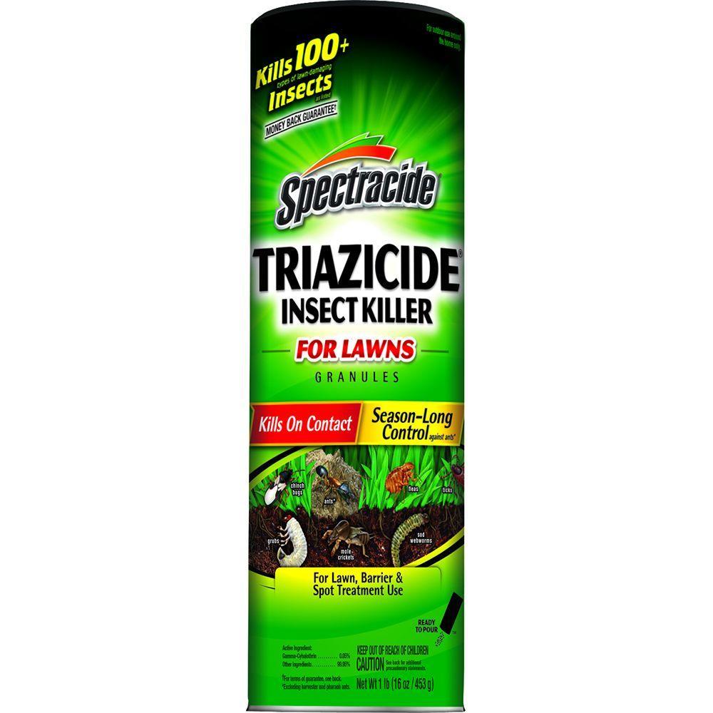 Triazicide 1 lb. Lawn Insect Killer Granules