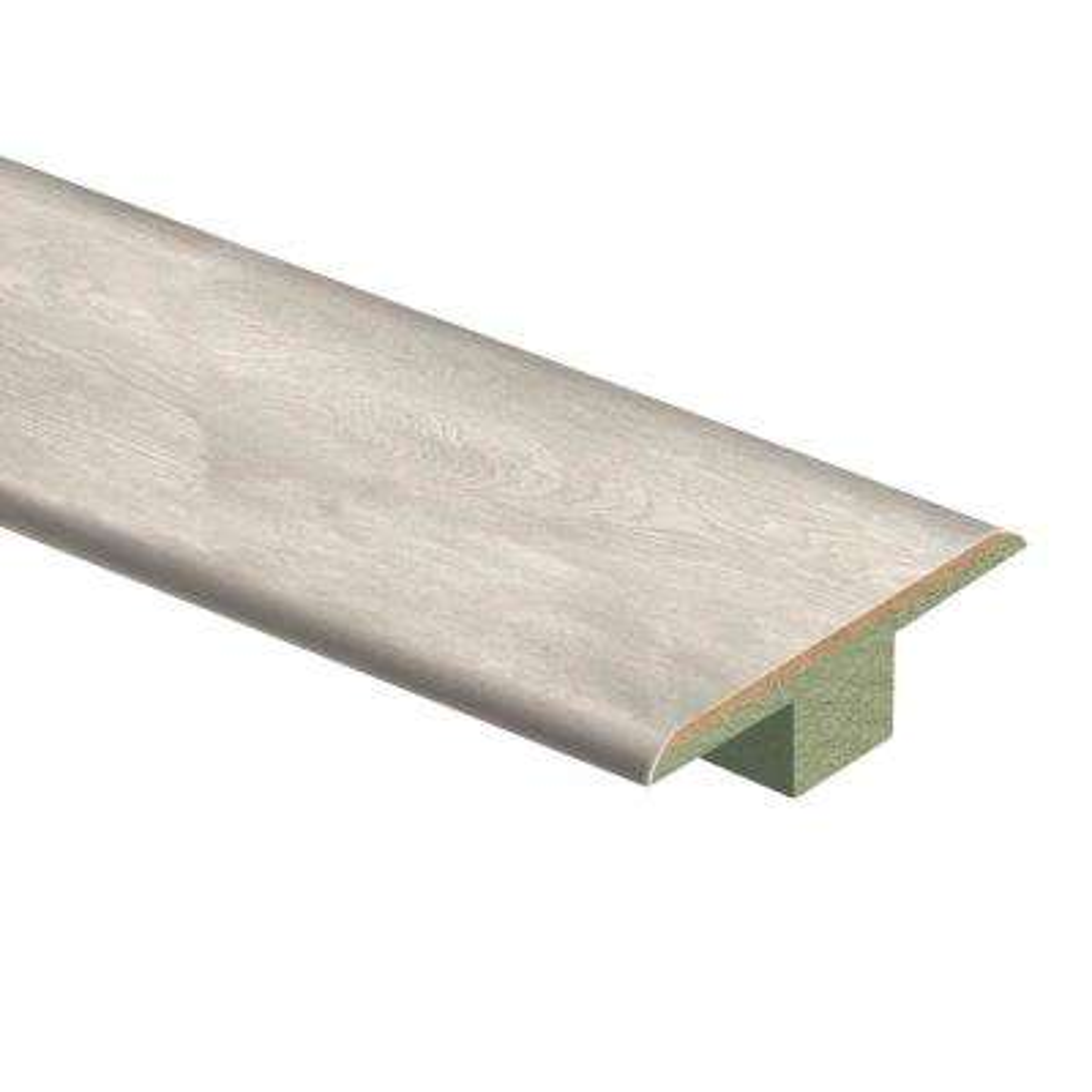 Glazed Oak / Soft Oak Glazed 7/16 in. Thick x 1-3/4 in. Wide x 72 in. Length Laminate T-Molding
