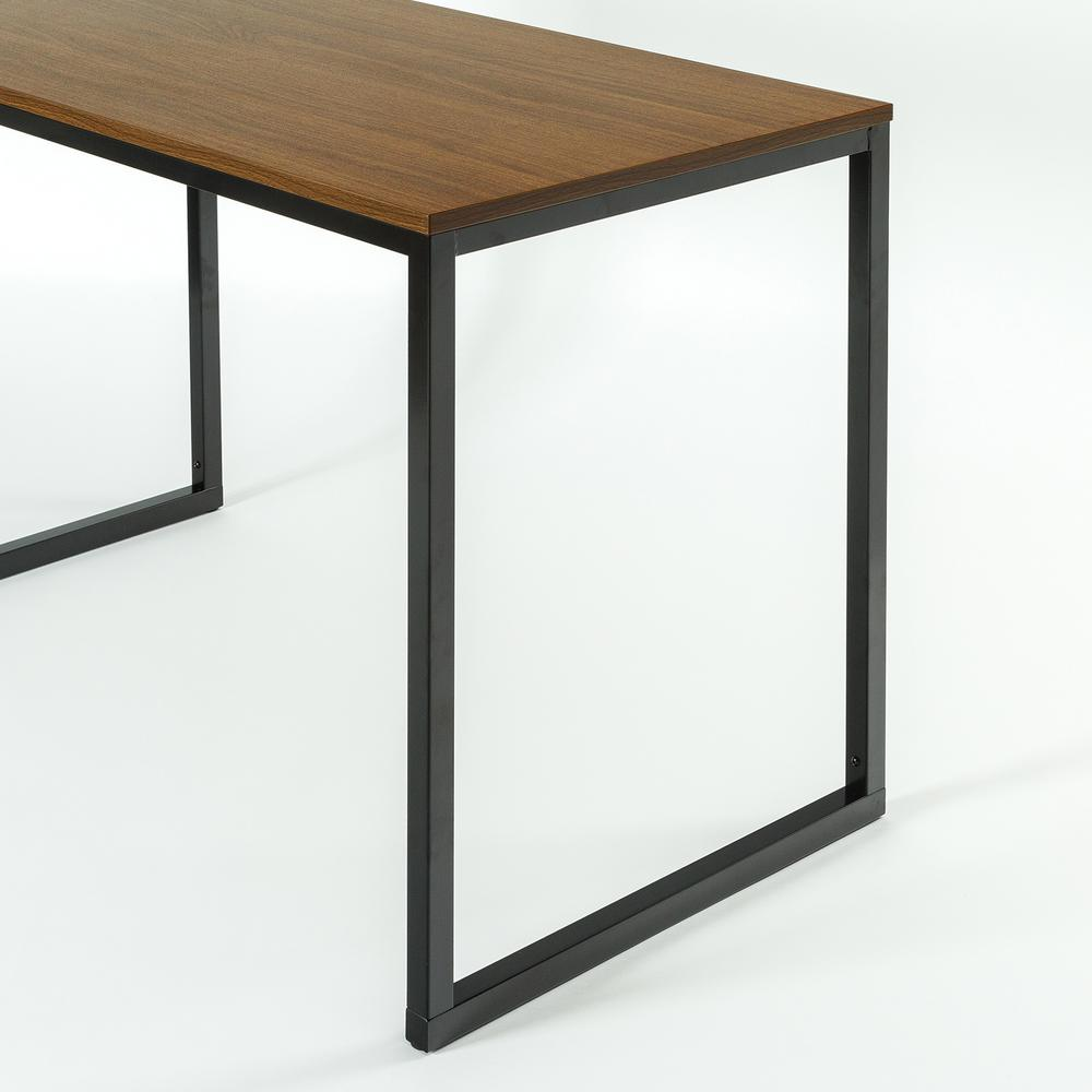 Zinus Jennifer Modern Studio Collection Soho Desk Table Computer Hd Ds 4724 The Home Depot