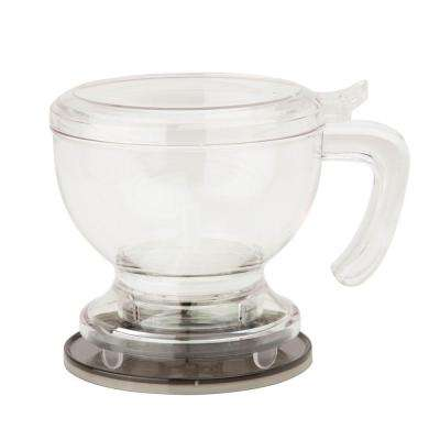 Direct Immersion Tea Maker, Clear (Holds 16 oz.)