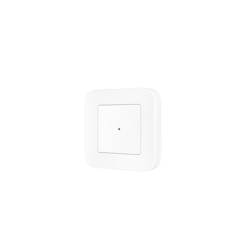Stylewell Square Omni-Directional Dusk to Dawn and 2 Ways Lumens Switch Automatic LED Night Light