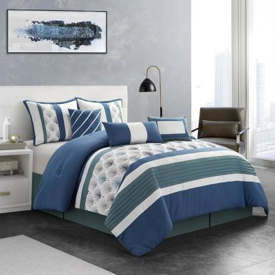 Blue California King Comforters Bedding Sets The Home Depot