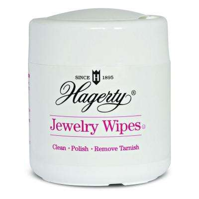 Dry Jewelry Care Wipes