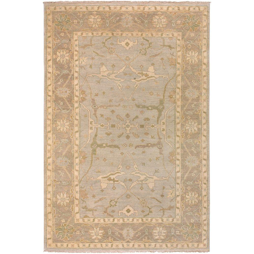 Manzil Cream 2 ft. x 3 ft. Accent Rug