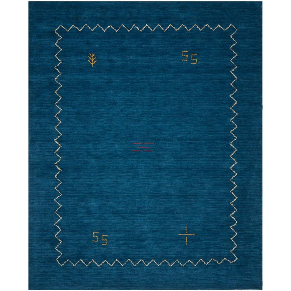 Safavieh Himalaya Blue 10 ft. x 14 ft. Area Rug