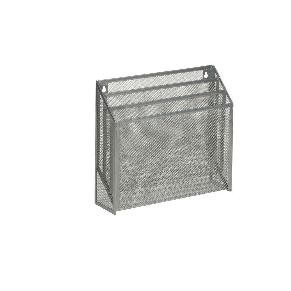 3 Compartment Steel Vertical File Sorter
