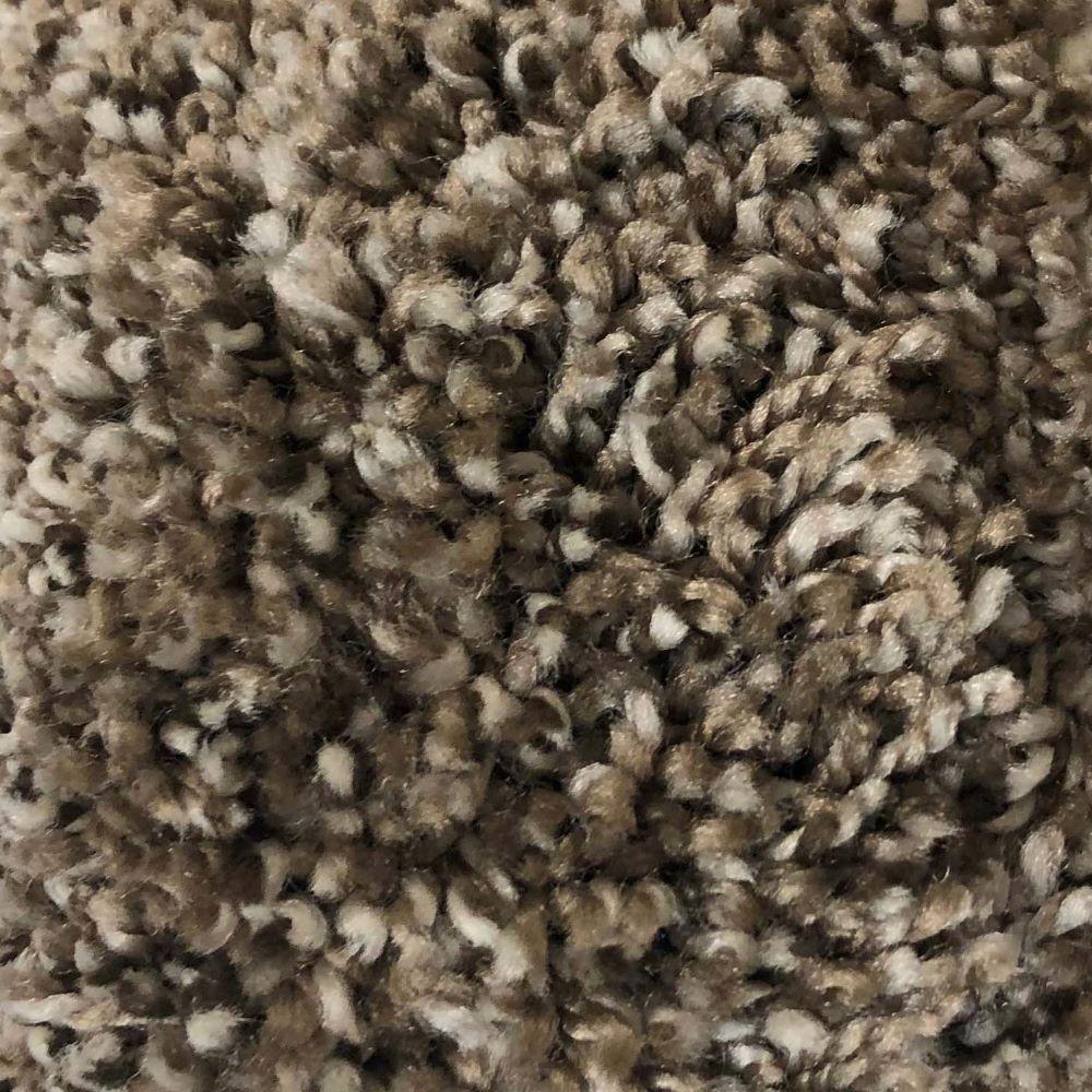 Trendy Threads II - Color Stunner Texture 12 ft. Carpet