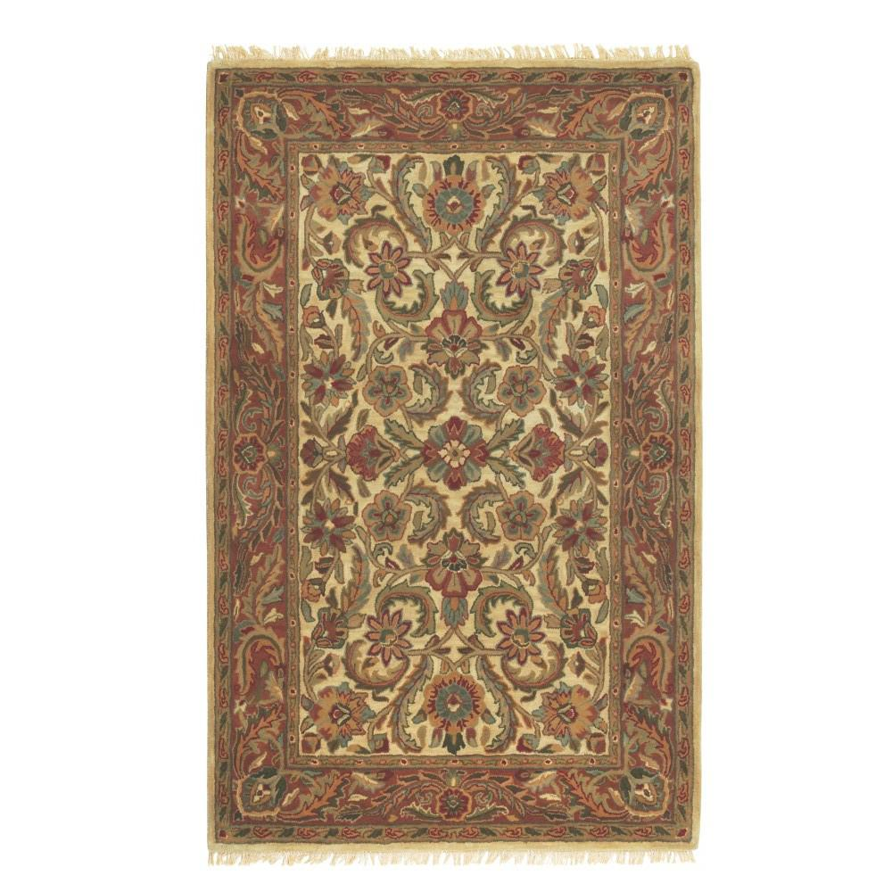 Home decorators collection chantilly beige rust 12 ft x for Home decorators rugs