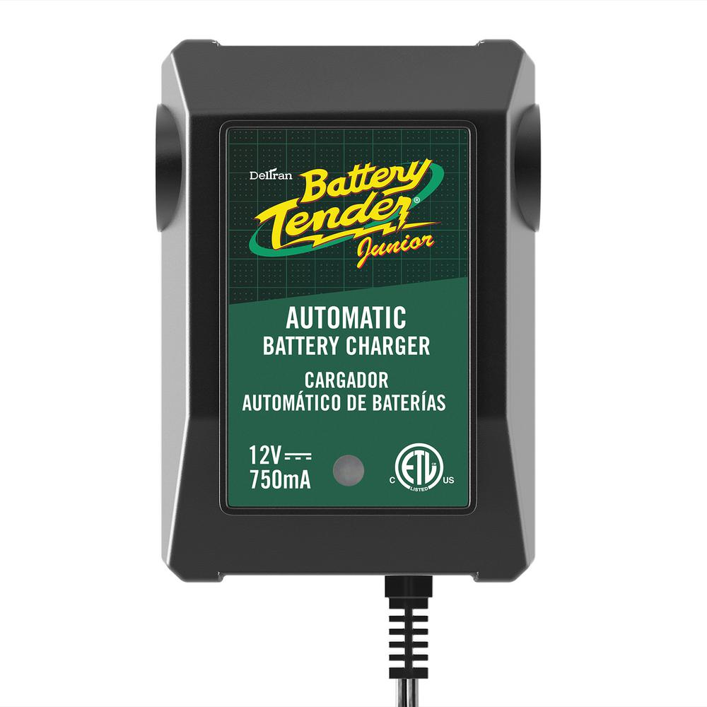 Battery Tender 12-Volt 750mA Battery Tender Junior