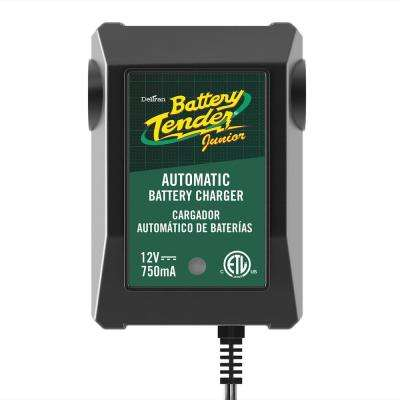 12-Volt 750mA Battery Tender Junior
