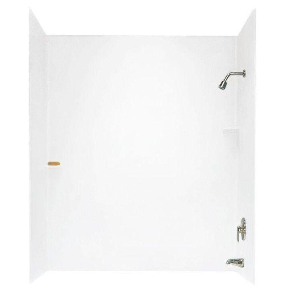 Solid Surface - Bathtub Walls & Surrounds - Bathtubs - The Home Depot