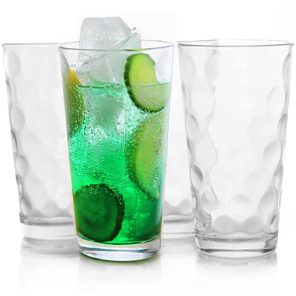 Opus 16.75 oz. Cooler Glass (4-Pack)