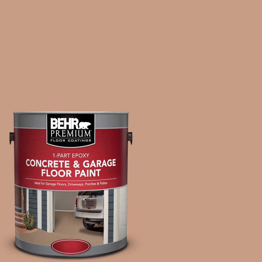 1 gal. #S210-4 Canyon Dusk 1-Part Epoxy Concrete and Garage Floor Paint