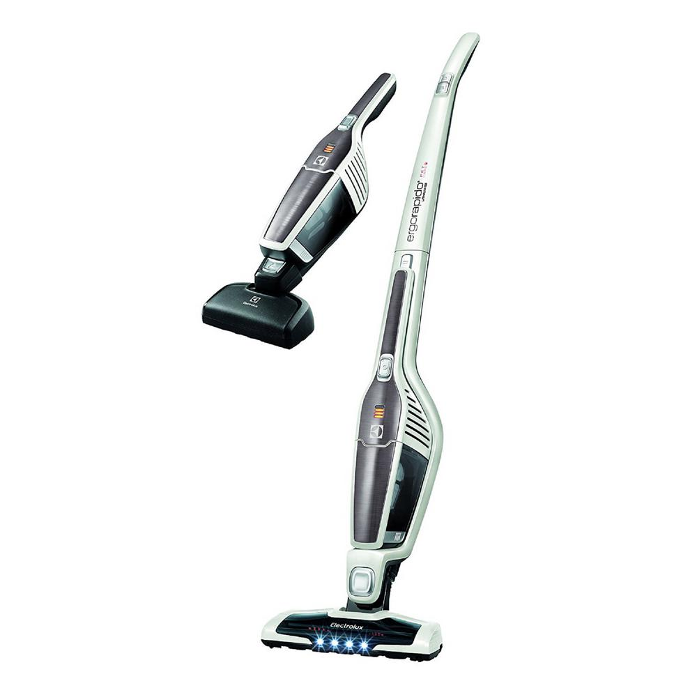 electrolux ergorapido vacuum. electrolux ergorapido petcare 2-in-1 stick and handheld vacuum with powered upholstery nozzle-el3230a - the home depot