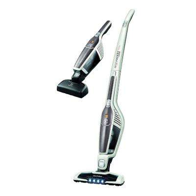 Ergorapido PetCare 2-in-1 Stick and Handheld Vacuum with Powered PetCare Upholstery Nozzle