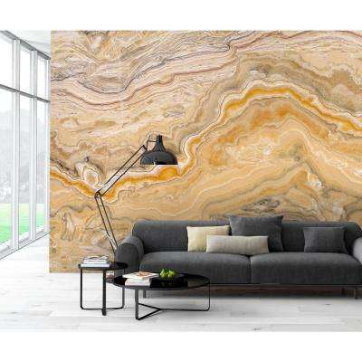 Amber Wall Mural