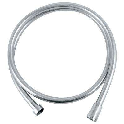 Silverflex 59 in. Shower Hose in Silver