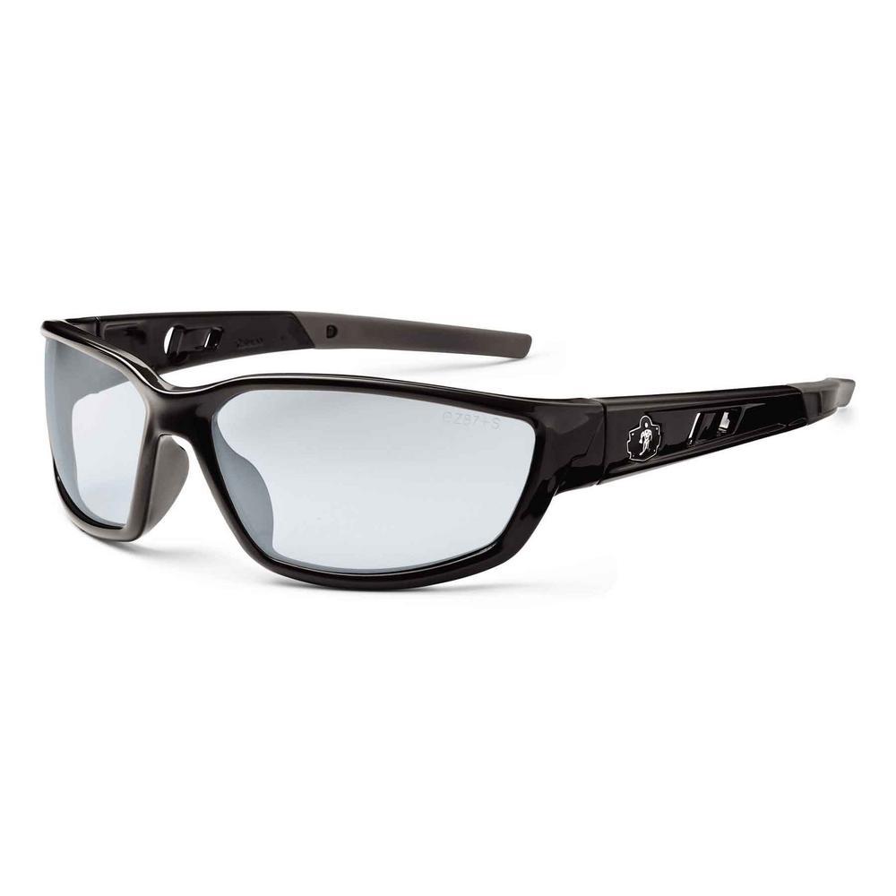 0a042ba963 Ergodyne Skullerz Kvasir Black Safety Glasses