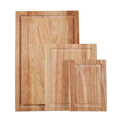 Wood Utility Board (Set of 3)