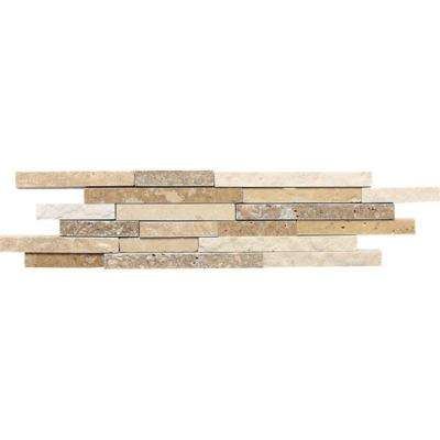 Stratford Place Universal 2 in. x 9 in. Ceramic Accent Wall Tile
