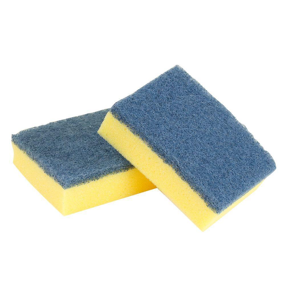 Scrub and Sponge (2-Pack)