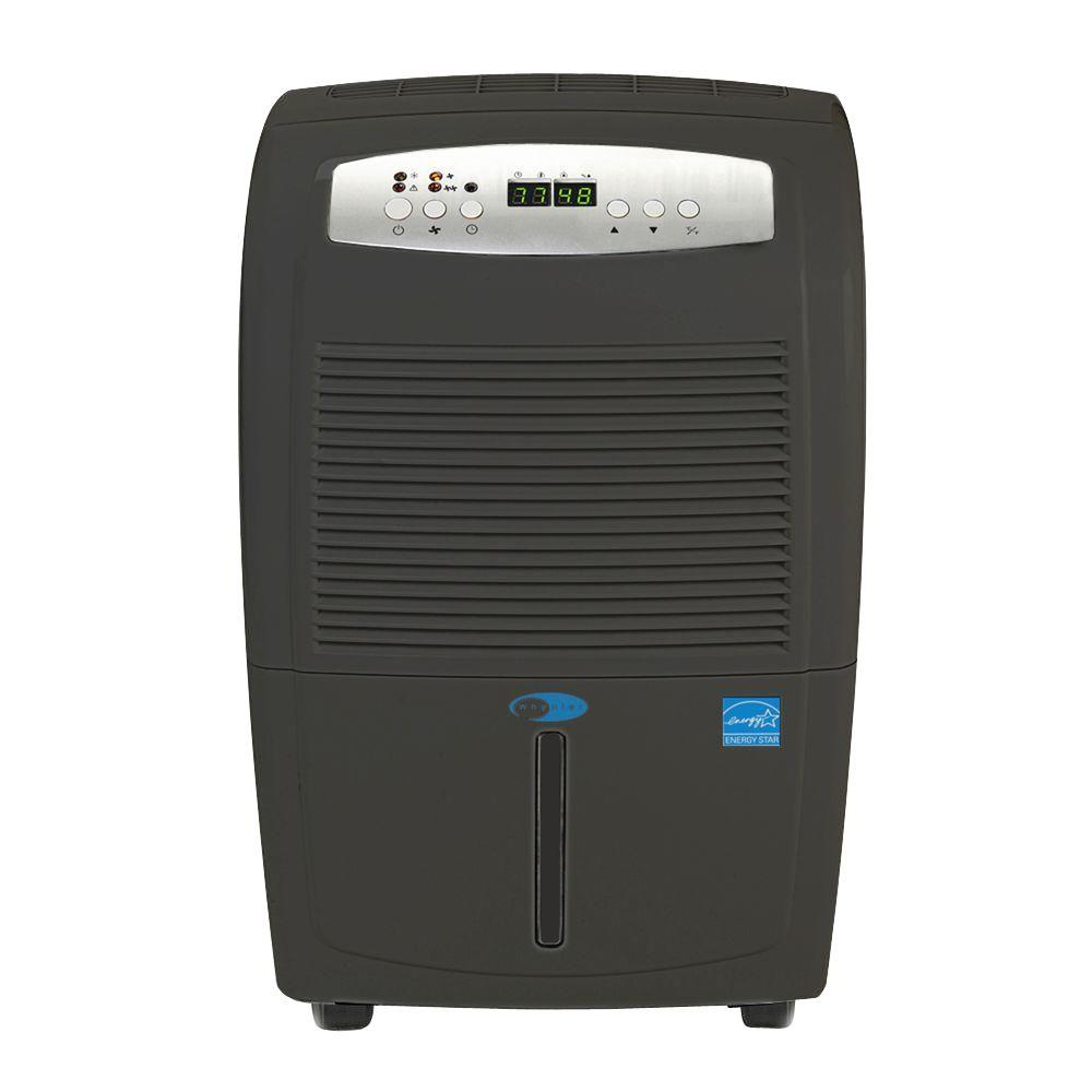 Whynter Whynter Energy Star 50-Pint Portable Dehumidifier with Pump /Slate Gray, Grays