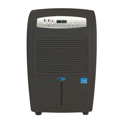 Energy Star 50-Pint Portable Dehumidifier with Pump /Slate Gray