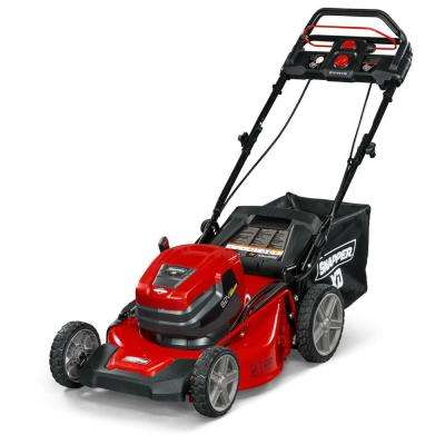 XD 21 in. 82-Volt Lithium-Ion Cordless Battery Walk Behind StepSense Push Mower Battery/Charger Not Included