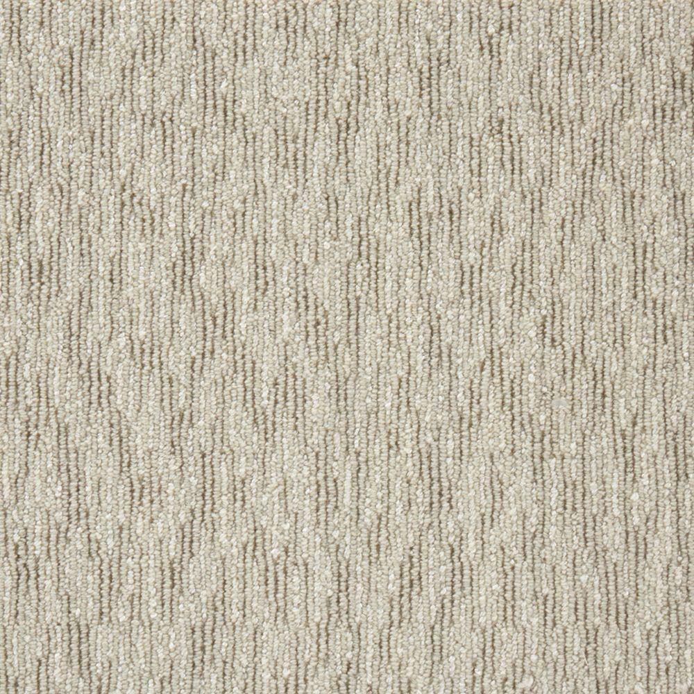 Oceanic Tweed - Color Ash 12 ft. Carpet