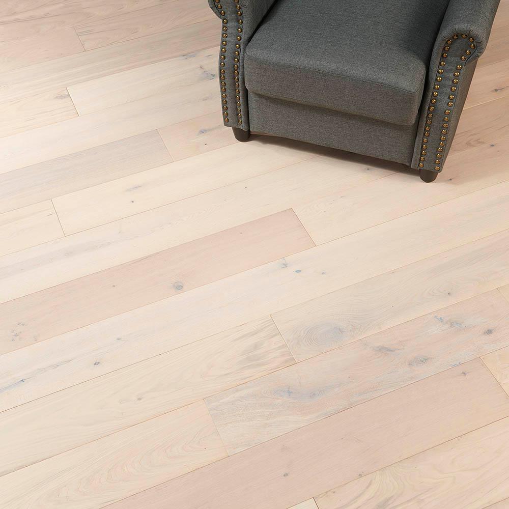 Take Home Sample - Lava Oak Engineered Hardwood Flooring - 7-31/64 in. x 8 in.